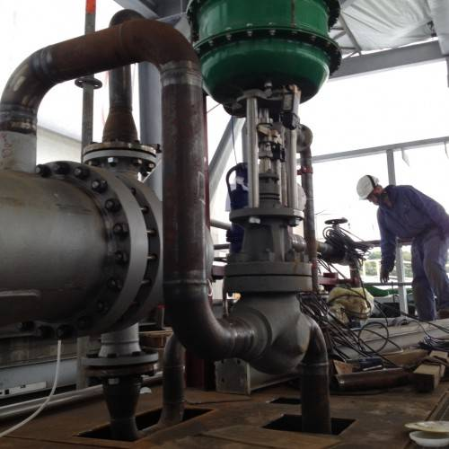 2.3 Thermal oil system 2